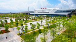 江湛铁路阳江站